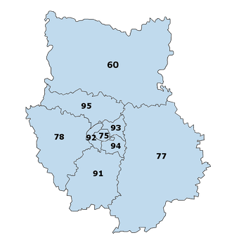 Carte Veterinaire de Garde Paris Ile-de-France